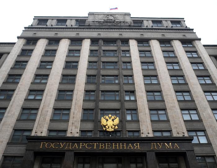 Госдума приняла в первом чтении законопроект о «приземлении» иностранных ИТ-компаний
