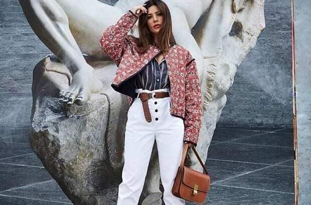 Модная женская одежда 2021