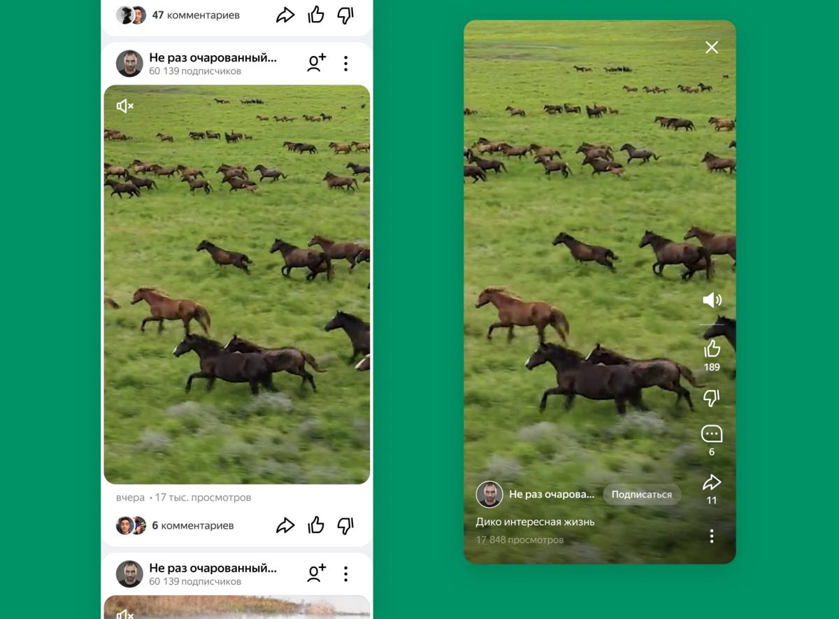 Яндекс.Дзен запустил программу поддержки авторов коротких видео