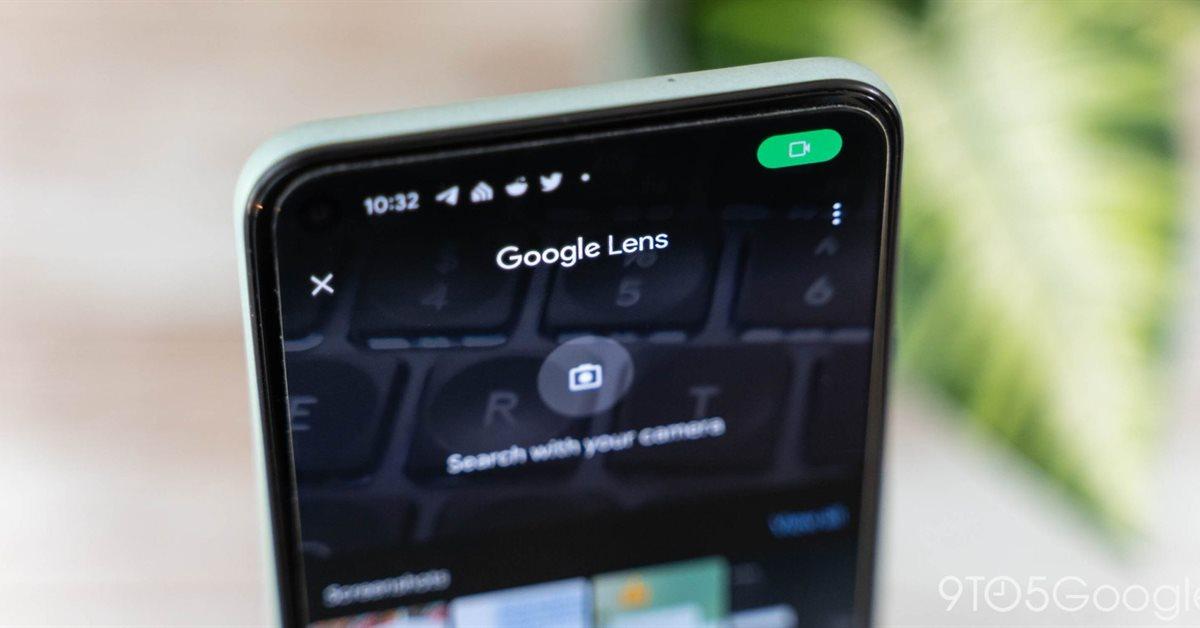 Google Lens научился анализировать сохраненные скриншоты и фотографии