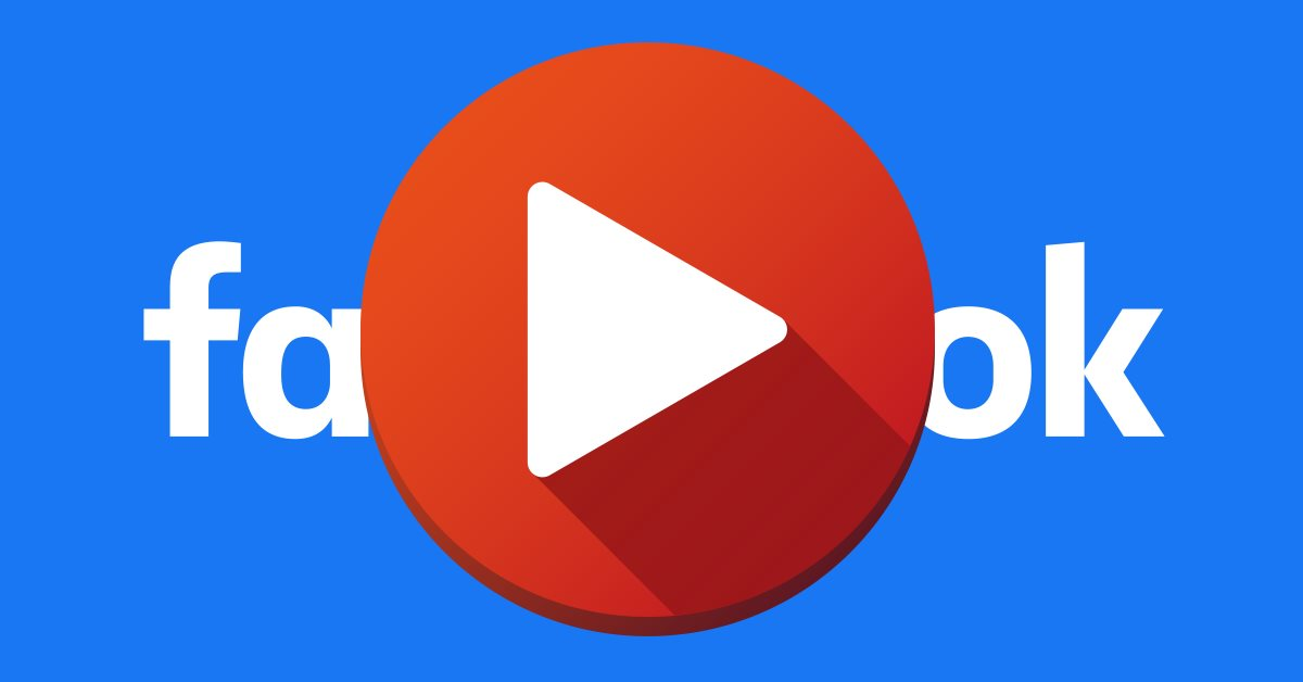 Почти половину своего времени на Facebook пользователи тратят на видео