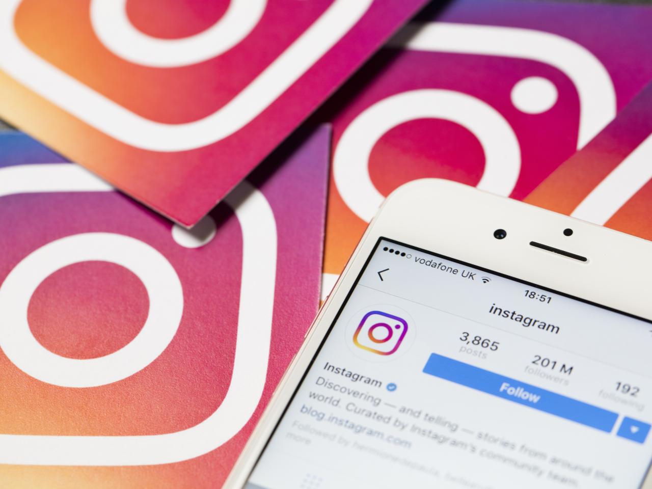В бизнес-аккаунтах Instagram появится вкладка с контентом похожих компаний