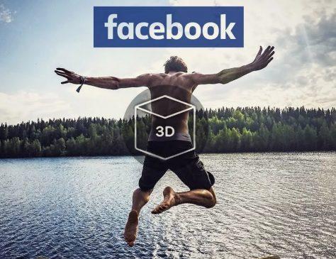 Что такое 3D-фото на Facebook?