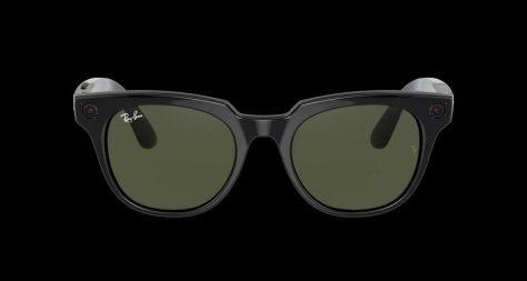 Facebook представил свои первые умные очки – Ray-Ban Stories