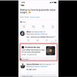 Twitter начал тестировать рекламу в ответах к твитам