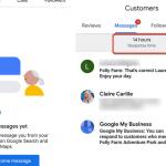 В приложении Google Мой бизнес появились новые функции для обмена сообщениями